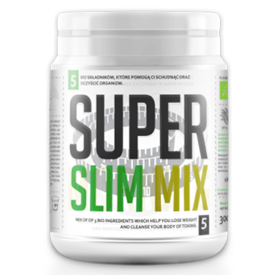 DIET FOOD Super slim mix (300g) - BIO