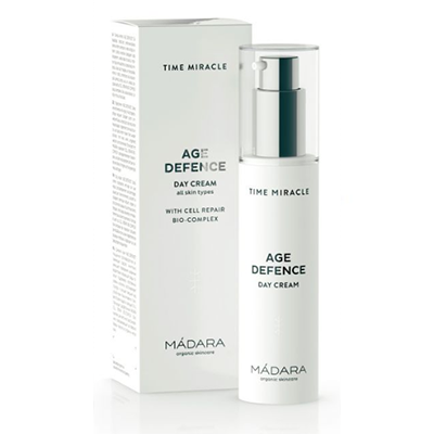 MADARA Krem na dzień Time Miracle Age Defence 50ml - BIO