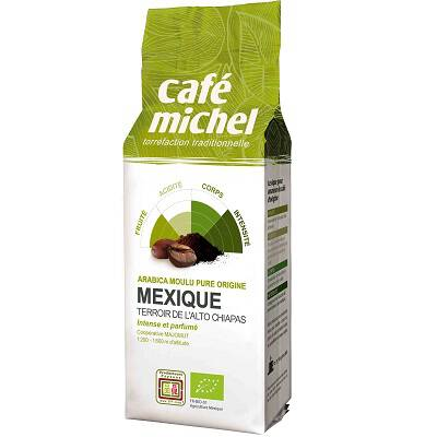 Kawa mielona Meksyk 250g CAFE MICHEL - BIO FAIR TRADE