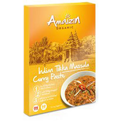 AMAIZIN Pasta curry indian tikka massala 80g - BIO
