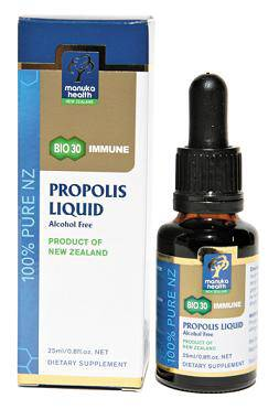 MANUKA HEALTH Krople z propolisem (25ml)