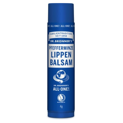 DR.BRONNER'S Balsam do ust miętowy (4g) - BIO