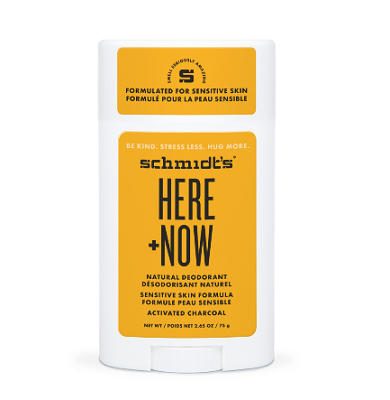 SCHMIDT'S Dezodorant w sztyfcie here & now (58ml)
