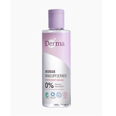 DERMA Płyn do demakijażu Eco Woman (190ml)