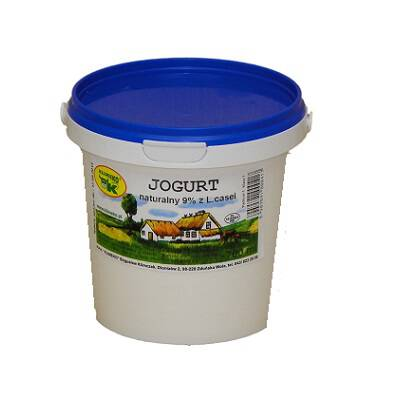 *KLIMEKO Jogurt (L-Casei) 9% (700ml)