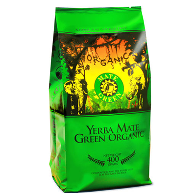 MATE GREEN Yerba mate green organic (400g) - BIO