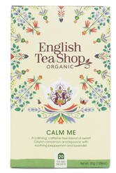 ENGLISH TEA SHOP Herbatka Uspokój mnie (20x1,5g) - BIO