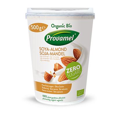 Znalezione obrazy dla zapytania Jogurt sojowo-migdałowy BIO  Provamel