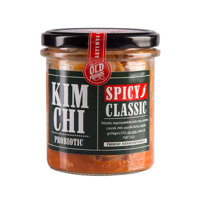 *OLD FRIENDS Kimchi classic spicy (300g) (f)