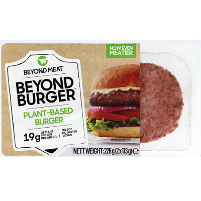 *BEYOND MEAT Beyond Burger ® 226g (2x113g) (v)