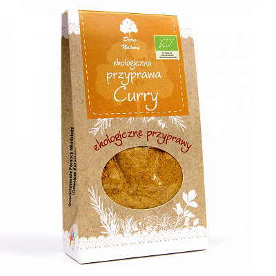 DARY NATURY Curry (60g) - BIO