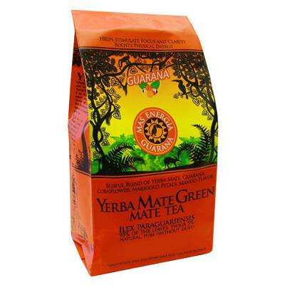 YERBA MATE GREEN Energy Guarana (400g)