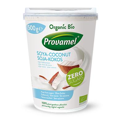 Znalezione obrazy dla zapytania Jogurt sojowo-kokosowy BIO Provamel