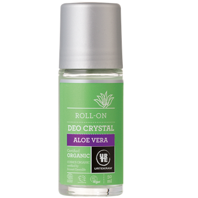 URTEKRAM Dezodorant roll-on aloe vera (50ml)