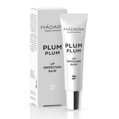 MADARA Balsam do ust Plum Plum 15ml - BIO