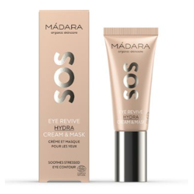 MADARA Krem maska pod oczy SOS Eye Revive Hydra 20ml - BIO